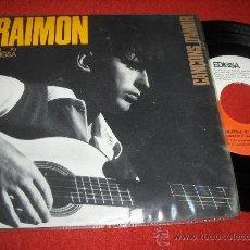"Discos de vinilo: RAIMON V CANÇONS D'AMOR 7"" EP 1965 EDIGSA CATALA CANÇO. Lote 24012006"