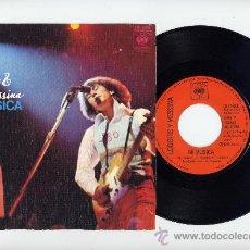 Discos de vinilo: LOGGINS AND MESSINA. 45 RPM. MY MUSIC+A LOVE SONG. CBS 1973. Lote 26445449
