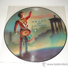 Discos de vinilo: MARILLION / HEART OF LOTHIAN + 2 - EP 3 TEMAS FOTODISCO (PICTURE DISC) MADE IN ENGLAND 1985. Lote 27463926