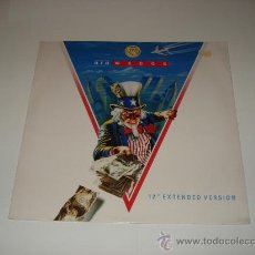 Discos de vinilo: FISH (MARILLION) / BIG WEDGE (EXTENDED VERSION) + 2 LIVE - EP 3 TEMAS MADE IN ENGLAND 1989. Lote 27434221