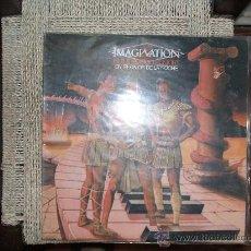 Discos de vinilo: IMAGINATION. Lote 22768164