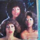 Discos de vinilo: LP - THE THREE DEGREES - 3 D - ORIGINAL ESPAÑOL, ARIOLA 1979. Lote 22771572