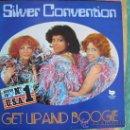 Discos de vinilo: LP - SILVER CONVENTION - GET UP AND BOOGIE - ORIGINAL ESPAÑOL, BP RECORDS 1976. Lote 22771652