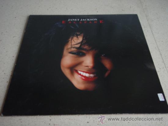 JANET JACKSON 'ESCAPADE' SHEP'S GOOD TIME MIX - THE GET AWAY DUB - LP VERSION - HOUSECAPADE DUB (Música - Discos de Vinilo - Maxi Singles - Jazz, Jazz-Rock, Blues y R&B)