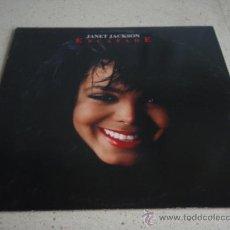 Discos de vinilo: JANET JACKSON 'ESCAPADE' SHEP'S GOOD TIME MIX - THE GET AWAY DUB - LP VERSION - HOUSECAPADE DUB. Lote 22776342
