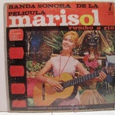 Discos de vinilo: MARISOL - RUMBO A RIO - ZAFIRO 1963. Lote 22810910