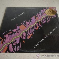 Discos de vinilo: ROBIN TROWER ' CARAVAN TO MIDNIGHT ' USA - 1978 LP33 CHRYSALIS RECORDS. Lote 22814043