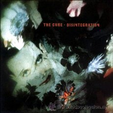 Discos de vinilo: 2LP THE CURE DISINTEGRATION VINILOS REMASTERIZADOS POR ROBERT SMITH. Lote 148433646