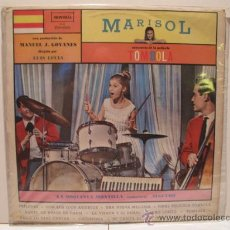Discos de vinilo: MARISOL - TOMBOLA - RARA EDICION BRASILEÑA - MONTILLA. Lote 22845731
