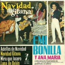 Discos de vinilo: EMI BONILLA Y ANA MARIA EP SELLO ZAFIRO AÑO 1963.. Lote 22851122