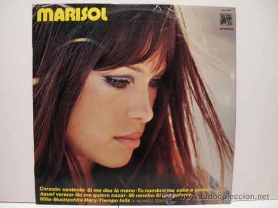 MARISOL - MARISOL - CAUDAL 1976 (Música - Discos - LP Vinilo - Flamenco, Canción española y Cuplé)