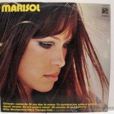 Discos de vinilo: MARISOL - MARISOL - CAUDAL 1976. Lote 22865757
