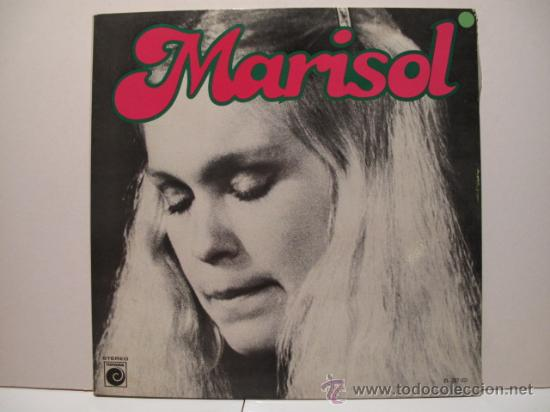 MARISOL - MARISOL - PORTADA ABIERTA- NOVOLA / ZAFIRO 1978 (Música - Discos - LP Vinilo - Flamenco, Canción española y Cuplé)