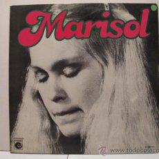 Discos de vinilo: MARISOL - MARISOL - PORTADA ABIERTA- NOVOLA / ZAFIRO 1978. Lote 22866143