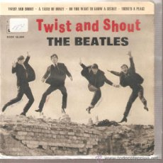 Discos de vinilo: EP THE BEATLES - TWIST AND SHOUT . Lote 22878847