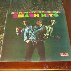 Discos de vinilo: JIMI HENDRIX LP SMASH HITS. Lote 27027953