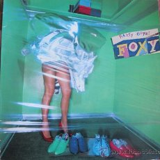 Discos de vinil: LP - FOXY - PARTY BOYS - ORIGINAL ESPAÑOL, EPIC RECORDS 1980. Lote 22974880