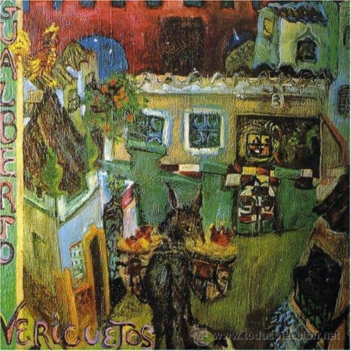 LP GUALBERTO VERICUETOS SPANISH PROG PSYCH SMASH (Música - Discos - LP Vinilo - Solistas Españoles de los 70 a la actualidad)