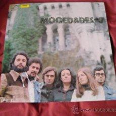 Discos de vinilo: MOCEDADES LP MOCEDADES-5 PORTADA DOBLE 1974 VEDR FOTO ADICIONAL. Lote 23015641