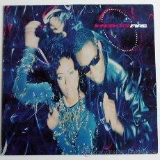 Discos de vinilo: INNER CITY ··· FIRE - (LP 33 RPM). Lote 26882962