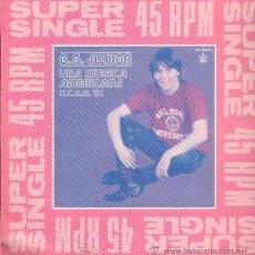 Discos de vinilo: G.G. JUNIOR - UNA MÚSICA AMERICANA (I.C.B.M.'S) / BETTY BOOP - MAXISINGLE 1982 - . Lote 23033212