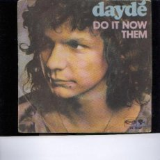 Discos de vinilo: DAYDE SINGLE. Lote 23148331