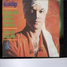 Discos de vinilo: KULDIP SINGLE . Lote 23174360