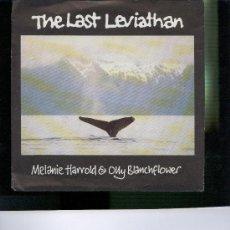 Discos de vinilo: MELANIE HARROLD THE LAST LEVIATHAN SINGLE. Lote 23174744