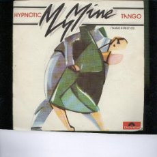 Disques de vinyle: HYPNOTIC TANGO SINGLE. Lote 23174760