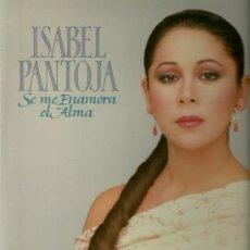 Discos de vinilo: ISABEL PANTOJA LP SELLO RCA AÑO 1989. Lote 26025372