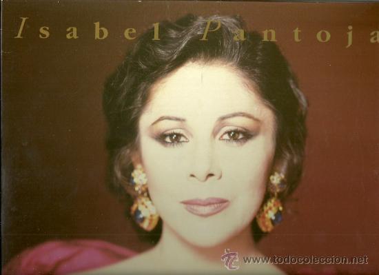 ISABEL PANTOJA LP DOBLE (2 DISCOS) SELLO RCA AÑO 1990 LA CANCION ESPAÑOLA (Música - Discos - LP Vinilo - Flamenco, Canción española y Cuplé)