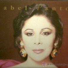 Discos de vinilo: ISABEL PANTOJA LP DOBLE (2 DISCOS) SELLO RCA AÑO 1990 LA CANCION ESPAÑOLA. Lote 23132943