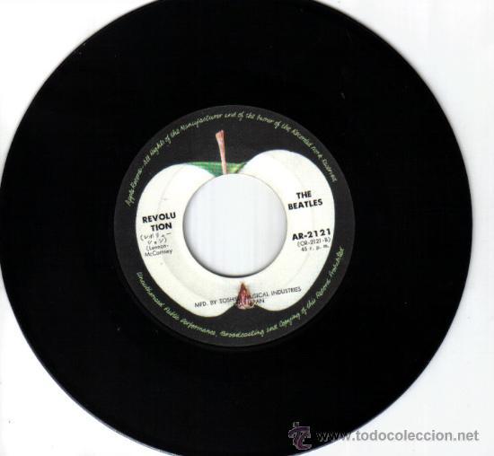 Discos de vinilo: ETIQUETA DE DISCO - Foto 2 - 27347674