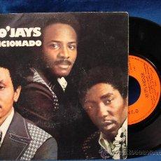 Discos de vinilo: - O´JAYS - TRAICIONADO / RESPLANDOR - CBS 1972. Lote 23184699