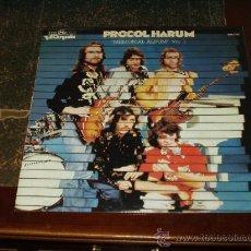 Discos de vinilo: PROCOL HARUM LP MEMORIAL ALBUM. Lote 23172875