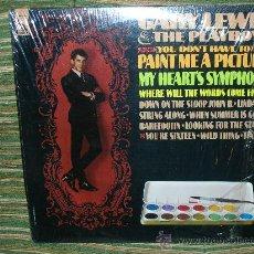 Discos de vinilo: GARY LEWIS AND THE PLAYBOYS-PAINT ME A PICTURE LP -ORIGINAL U.S.A. LIBERTY 1967 MONO-MUY NUEVO(5) . Lote 26369896