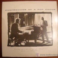 Discos de vinilo: THE STYLE COUNCIL - CONFESSIONS OF A POP GROUP (1988). Lote 27266228