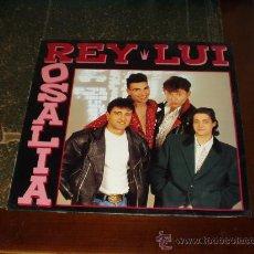 Discos de vinilo: REY LUI MAXI SINGLE ROSALIA ROCKABILLY. Lote 26107773