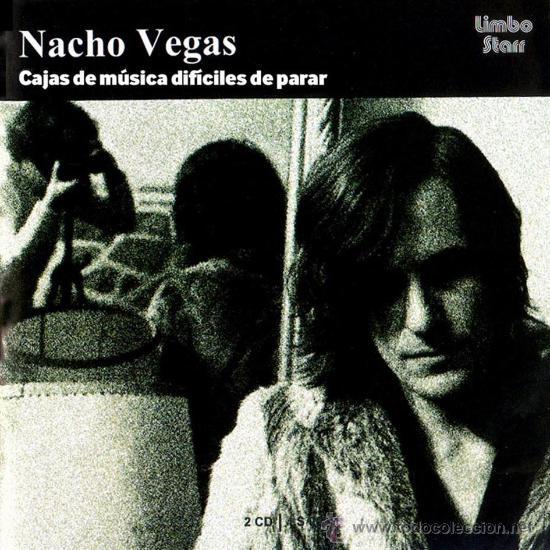 3LP NACHO VEGAS CAJAS DE MUSICA DIFICILES DE PARAR VINILO (Música - Discos - LP Vinilo - Grupos Españoles de los 90 a la actualidad)