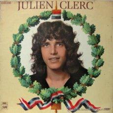 Discos de vinilo: JULIEN CLERC - JULIEN CLERC - LP EMI PATHE MARCONI 1972 BPY. Lote 27343425