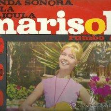 Discos de vinilo: MARISOL LP SELLO ZAFIRO EDITADO EN COLOMBIA DEL FILM MARISOL RUMBO A RIO. Lote 23278171
