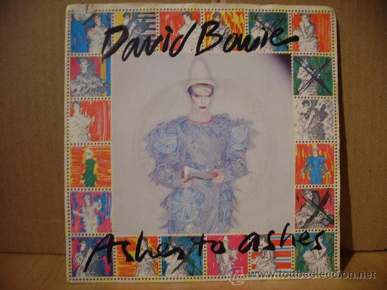 DAVID BOWIE --- ASHES TO ASHES