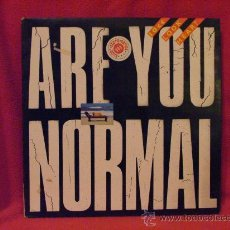 Discos de vinilo: THE GROUP - ARE YOU NORMAL - MERCURY 1980. Lote 23319894