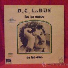 Discos de vinilo: D.C. LA RUE - THE TEA DANCE - CA THE DRALS - PYRAMID 1978 - DOBLE LP. Lote 56721726