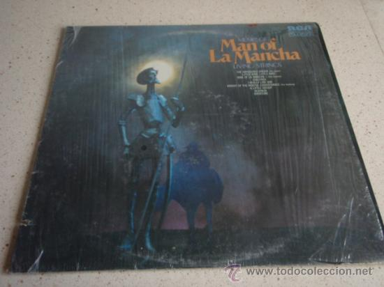 Discos de vinilo: Music of 'MAN OF LA MANCHA' Living Strings (DULCINEA -ALDONZA-A LITTLE GOSSIP-MAN OF LA MANCHA...) - Foto 1 - 23323107