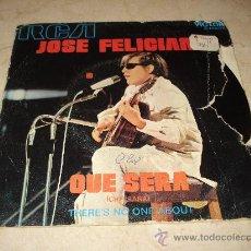 Discos de vinilo: JOSE FELICIANO - QUE SERA - RCA 1971. Lote 23331428