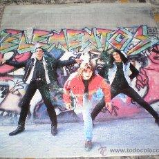 Discos de vinilo: LOS ELEMENTOS-UN MILLON-ROMILAR D RECORDS,AÑO 93-PROMOCIONAL.. Lote 27437885