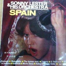 Discos de vinilo: LP SONY LESTER HIS ORCHESTRA - SPAIN. Lote 23421046