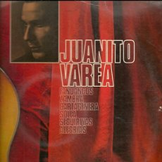 Discos de vinilo: JUANITO VAREA LP SELLO COLUMBIA AÑO 1971. Lote 23425520