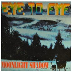 "Discos de vinilo: EYE TO EYE - MOONLIGHT SHADOW - 12"" MAXI SINGLE - TECNO HOUSE MIKE OLDFIELD COVER. Lote 27042565"